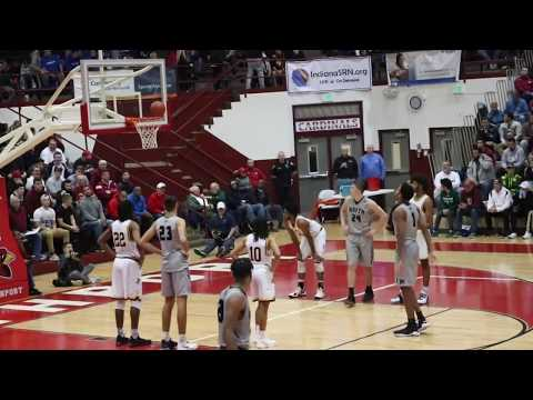 Jerome Hunter Forum Tip-off Classic Highlights