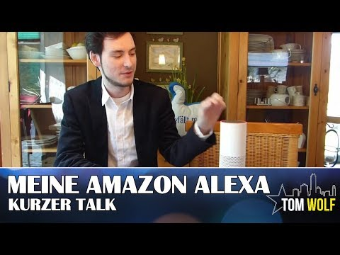 Amazon Echo Alexa [Deutsch] | Kaffeeklatsch #2