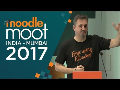 Empowering Educators | Martin Dougiamas, Founder & CEO of Moodle | #MootIn17 Mumbai
