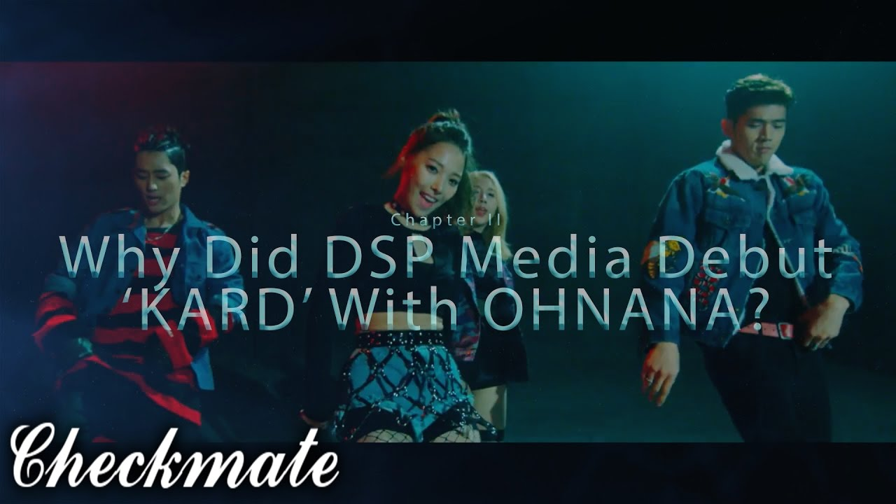 Kpop Theory Why Did Dsp Media Debut Kard With Oh Nana Checkmate K Pop Amino Instant checkmate makes it easy to learn about your family members, neighbors, friends, coworkers, and anyone else in your life! amino apps