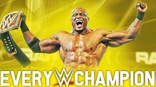 Every WWE Champion 1963 2021