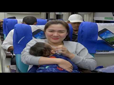 VICKY SHU AJAK BABY JALAN-JALAN NAIK KERETA - MOM & KIDS SEG2 21/07