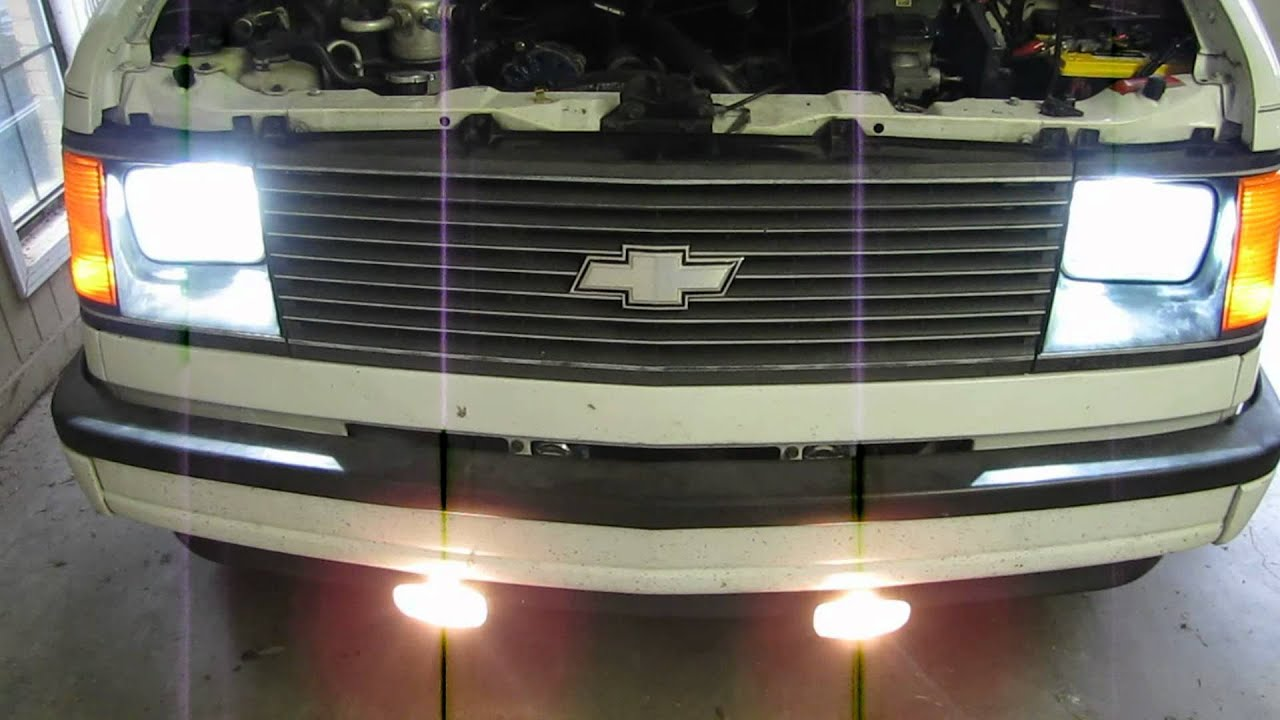 Hyper Automotive Led 6000k Hid Headlamp Conversion