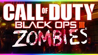 Call of Duty Black Ops 3 ZOMBIES Funny Moments! (We Suck!)