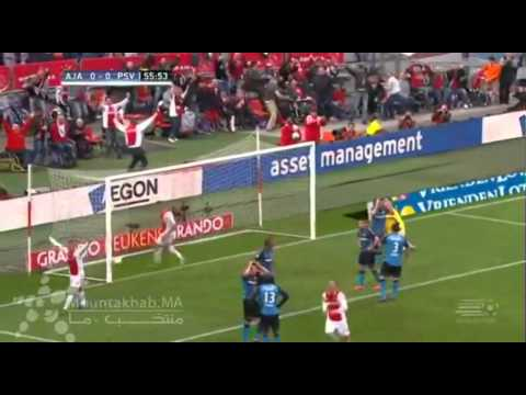 Top 10 Moroccan Goals 2012