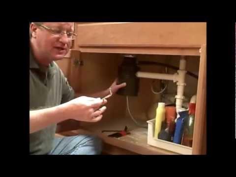 Unclogging Your Garbage Disposal - Garbage Disposal Tool