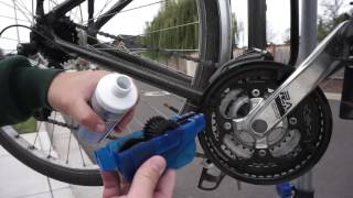 Cheapest Bicycle Chain Cleaner Use & Review
