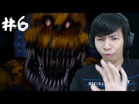 Loe Gw END - FNAF 4 - Night 6 - Indo Gameplay - Part 6 (END)