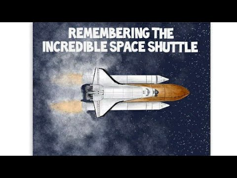 Flat Earth: Remembering the incredible space shuttle.