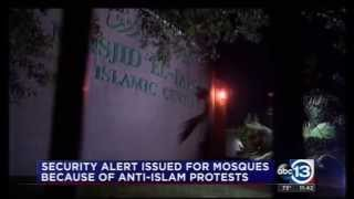 Video: CAIR Issues Mosque Security Alert Before Anti-Islam Hate Rallies Nationwide
