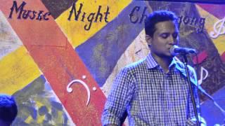 shey by zunayed evan on music night chittagong mnc