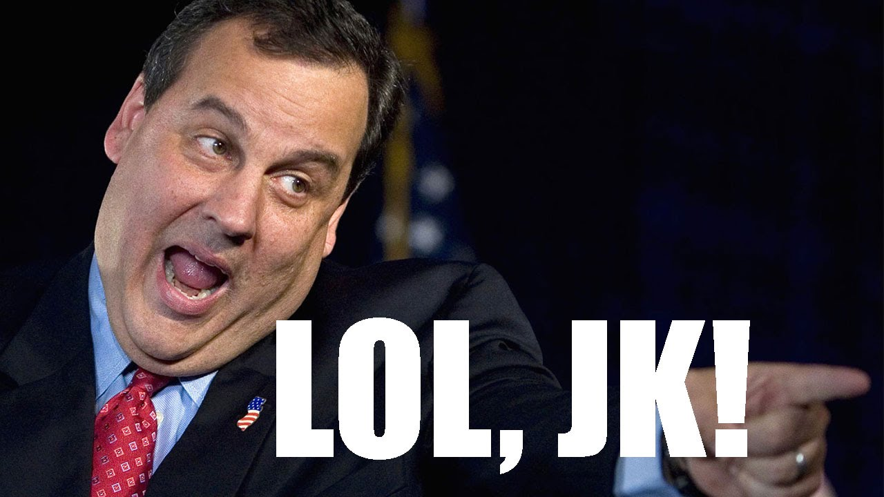 Download Chris Christie Caught Stealing $1 Billion From Pensions