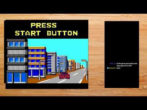 Obscure Game Stream - Hokuto no Ken, Special Criminal Investigation