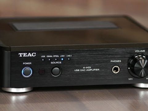 A compact amp with a full-range sound