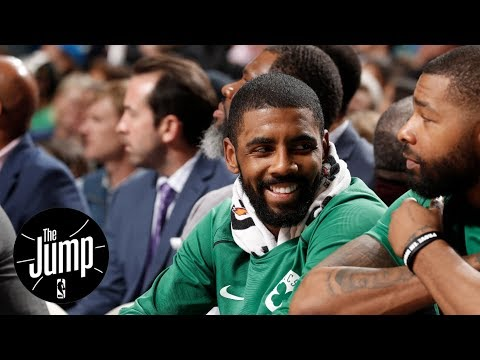 Kyrie Irving the most clutch player in the NBA? | The Jump | ESPN