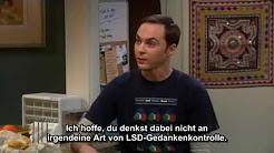 The Big Bang Theory - Funny Scenes (German Subbed)