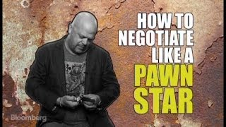 How to Negotiate Like a Pawn Star