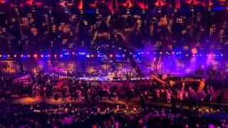 Gambar cover London 2012 Rihanna & Jay z paradise Paralympic Games Closing Ceremony Coldplay
