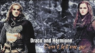draco and hermione {middle ages} || don
