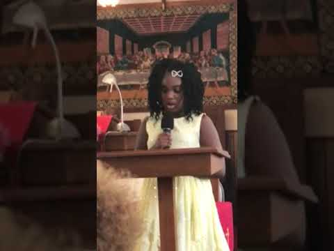 10 year old sings operatic song!!!!