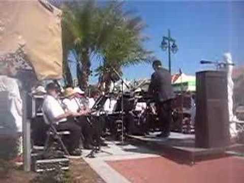 Band at Saint Armands