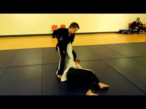 Koshi Guruma - Kaeshi Ryu Jujitsu
