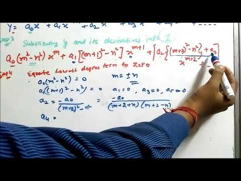 Bessel Equation and Its Solution
