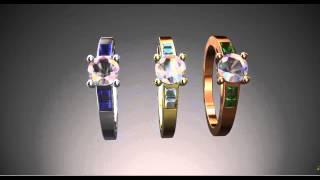 Cursos de joyería en 3D - Rhinogold T-Splines