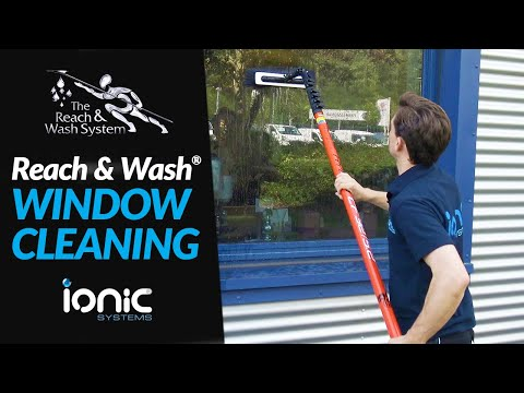 458d1ffb0a Ionic Systems Reach   Wash Window Cleaning - YouTube
