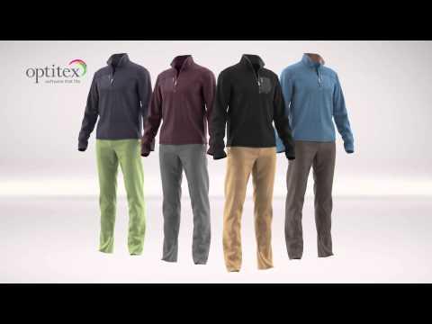 3d Fashion Clothing Simulation Software 3d Design Fas