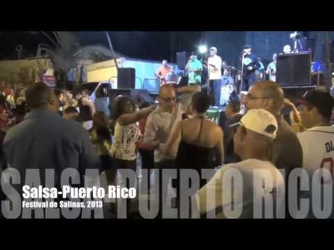 Festival de Salinas: Salsa, Puerto Rico