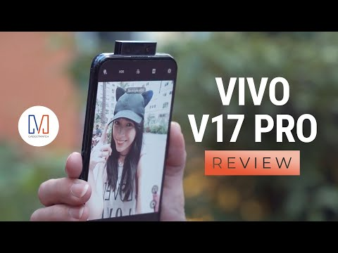 Vivo V17 Pro Unboxing and Review