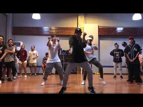 Goin' At It - Chris Brown   Choreography by Rhemuel Lunio   Rockwell Choreo Class