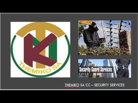 ThemikoSA - Security Services