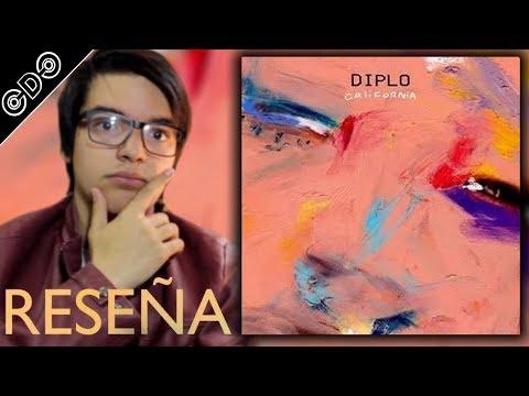 """Reseña de """"Diplo – California EP"""" – CDC Vlog (DJ / Producer)"""