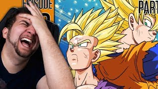 THEY MADE ME CARE FOR THEM!! | Kaggy Reacts to DragonBall Z Abridged: Episode 60 - Part 2 (TFS)
