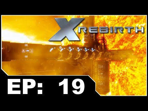 X Rebirth EP19 - Finally Finishing The Station