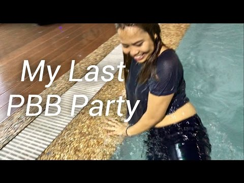Wet & Wild Big Brother House (PBB 7 Thanksgiving Party Part 2)