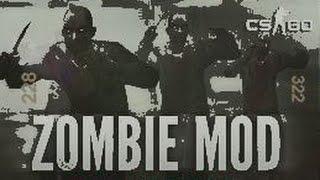 CS:GO - Зомби Мод (Уроки выживания в условиях апокалипсиса)