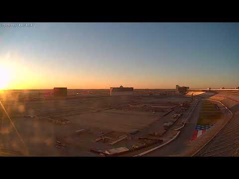 Cloud Camera 2019-01-24: Texas Motor Speedway