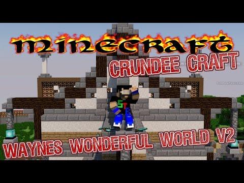 Minecraft  - Wayne' s Wonderful Crundee Craft - Watch Me Nae Nae (11)