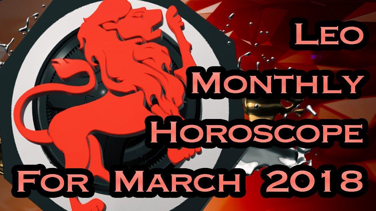 horoscope march 2020 leo in hindi