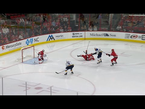 10/27/17 Condensed Game: Blues @ Hurricanes
