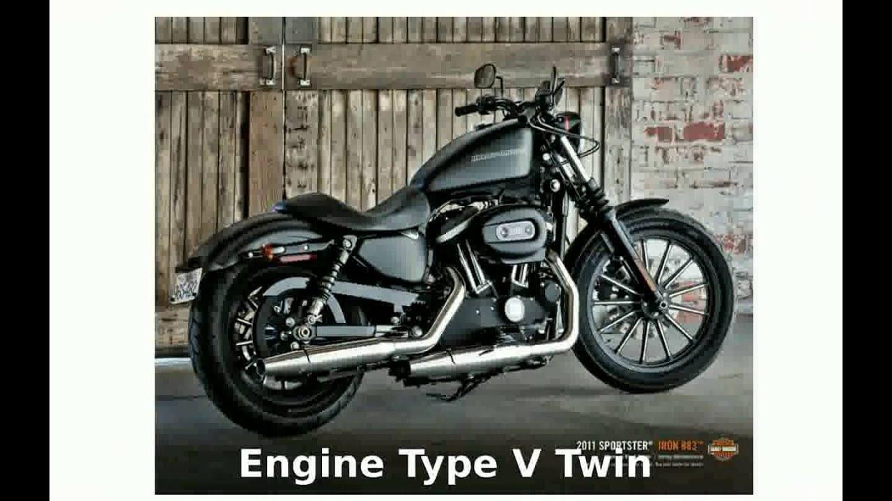 2011 Harley-Davidson Sportster Iron 883 motorbike Features Specs ...