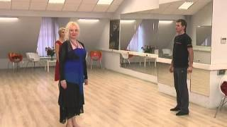 Урок танго в школе