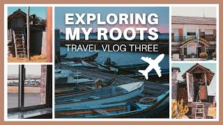 Travel Vlog 3: Exploring My Roots In Portugal | Angelica Manuel