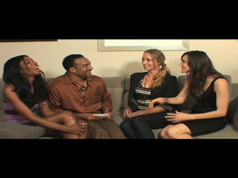 Interviewing Hollywood f/ Amanda Van Annan, Lauren English, and Mariel Knox of Model House