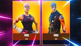 THESE ARE THE LEGENDARY SKINS THAT GIVE YOU IF YOU BUY FORTNITE.. 🔥DollarGames🔥