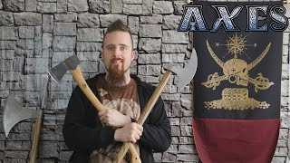 Ancient axes: Tool or weapon? - Definition / comparison