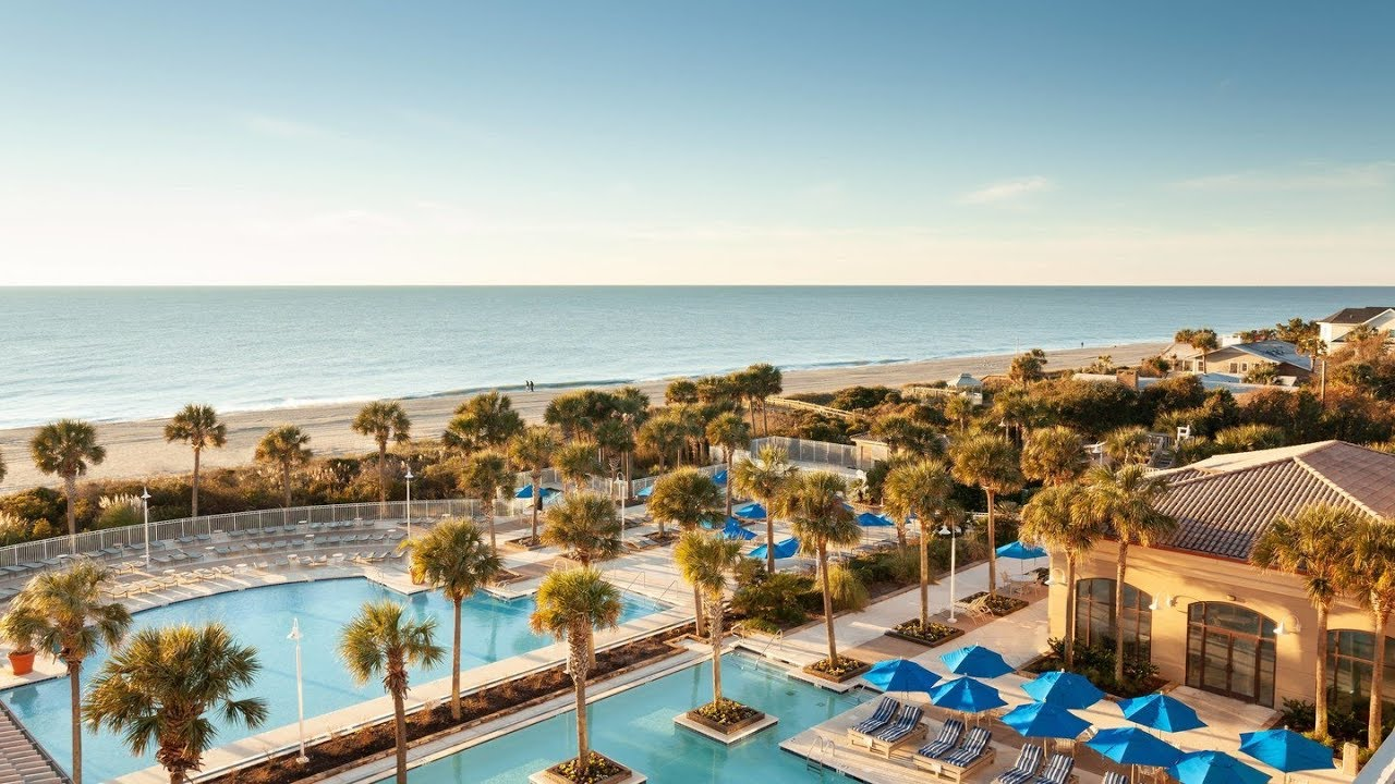 Top 10 Beachfront Hotels In Myrtle Beach, South Carolina